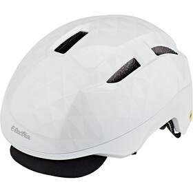 Electra Go! MIPS Helm weiß/grau